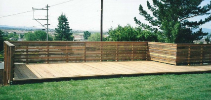 Clark kent creations swarthmore pa landscape design for Things to consider when building a deck