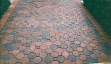 Remember These Octagonal Pavers? Hello 1996